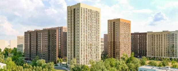 Антосенко: в реновационном доме в Измайлово будет 840 квартир