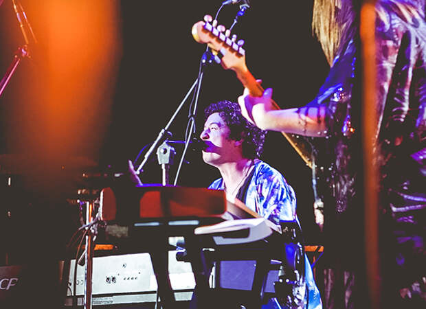 Выступление Pianoboy