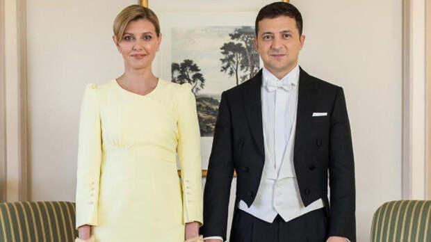 Супруга Зеленского рассказала, чем питается семья украинского президента