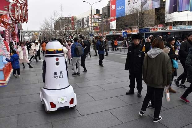 Китай - «электронный концлагерь» или «цифровой рай»
