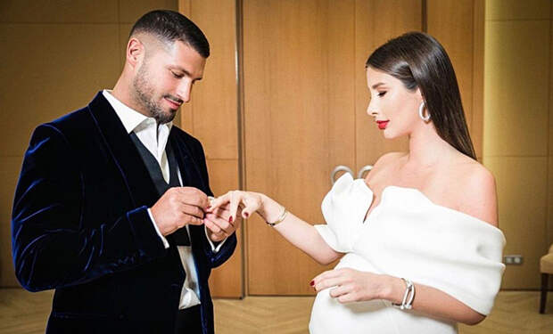 Кети Топурия вышла замуж за Льва Деньгова