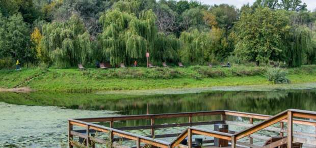 При благоустройстве парка «Яуза» будут учтены предложения жителей