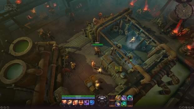 Анонс Corepunk — MMORPG с бесшовным открытым миром и нелинейными квестами