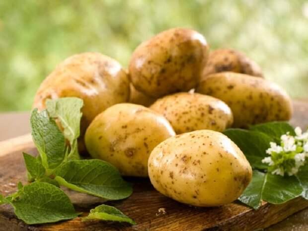 картофельный суп диетический