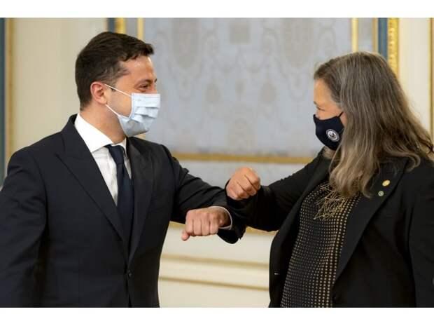 Украину зачищают ради «козыря в рукаве»?