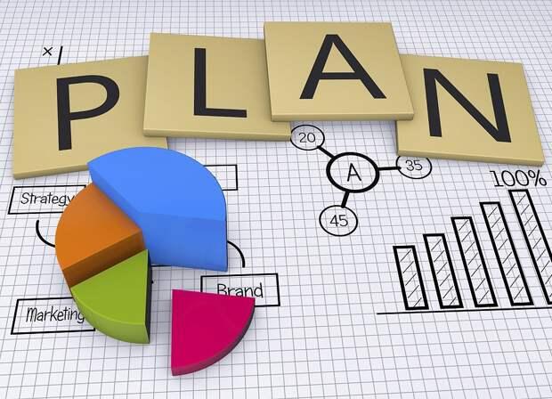 План работ в организации