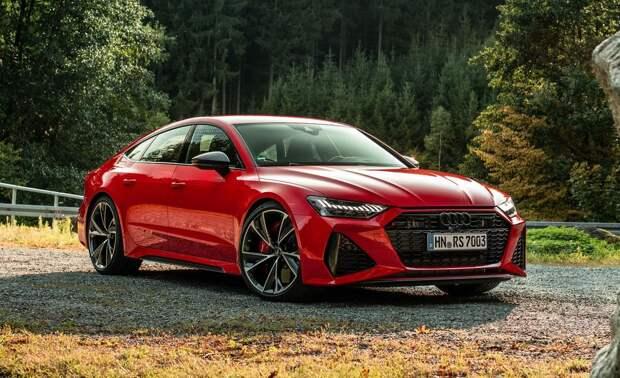 Самые красивые автомобили в продаже на 2021 год стоит посмотреть