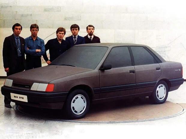 5 прототипов АвтоВАЗа, которые могли бы стать флагманами компании