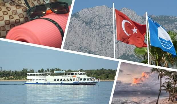 Волга вместо моря: могутли местные красоты заменить волгоградцам Турцию?