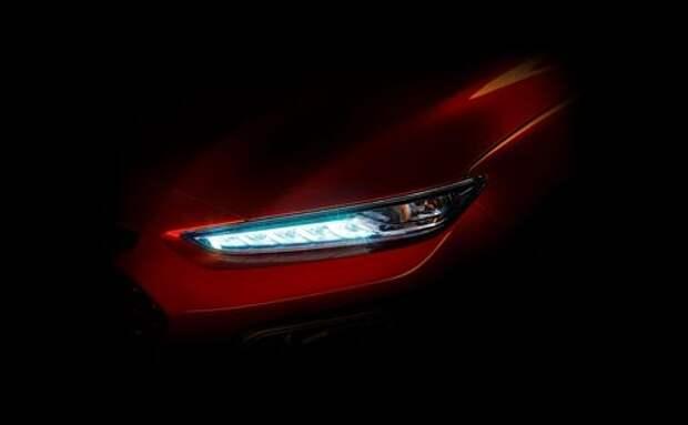 Hyundai Kona: новый кроссовер подмигнул конкурентам