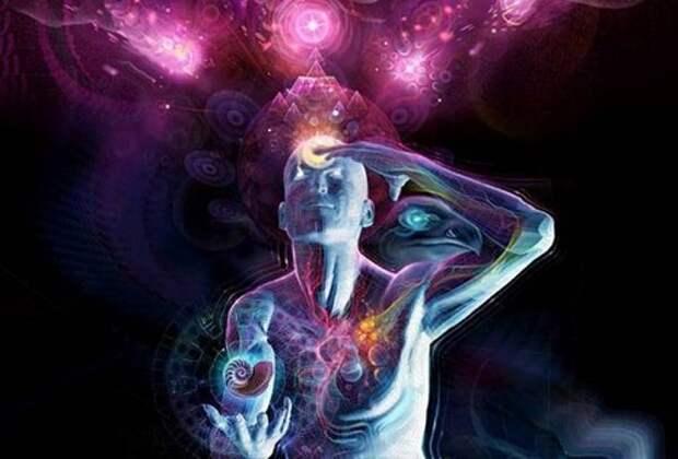 Метафизическая железа — место обитания души