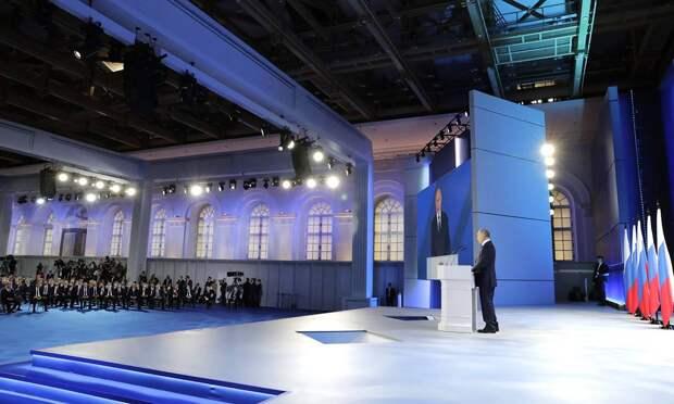 «Единая Россия» утвердила план реализации послания Путина