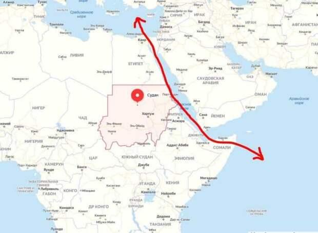 Asia Times: чем для РФ обернется маневр с базой в Судане