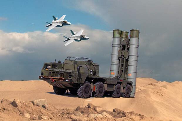 В США считают, что российские С-400 опасны для американских истребителей F-35