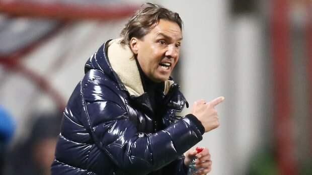 Юран — о ничьей с «Томью»: «Это самый худший матч за все время, что я работаю в Хабаровске»