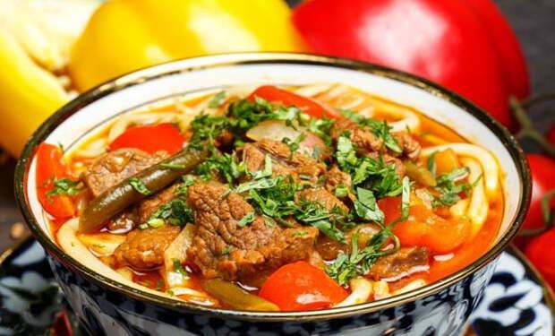 Сытная еда на всю неделю: блюда из Средней Азии