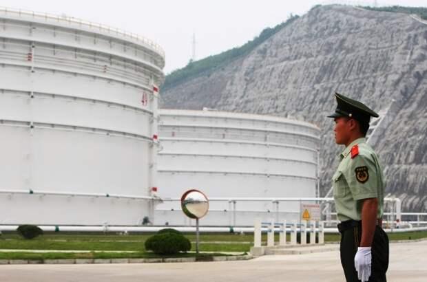Потребление нефти в КНР достигнет пика через пять лет