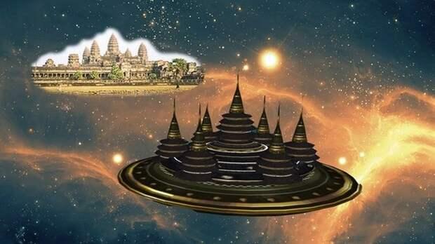 Исследователь Жак Валле считает НЛО более сложным явлением