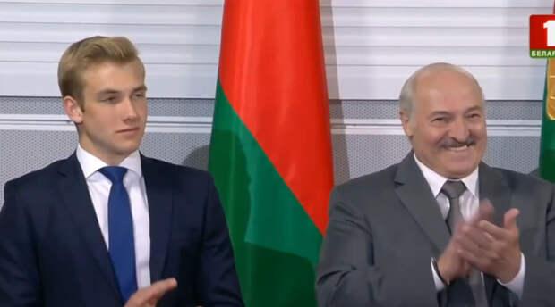 «Они взялись за детей»: иностранные спецслужбы готовили покушение на отпрысков Лукашенко