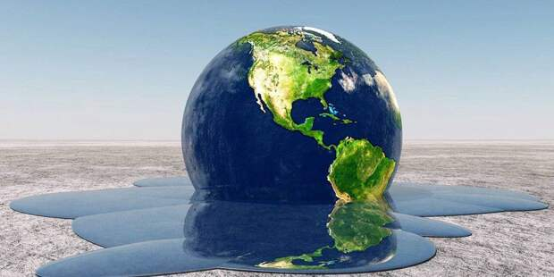 Человечество переживает самое жаркое время за последние 12 тысяч лет