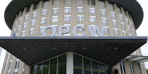 Москва направила ноту постпреду Германии при ОЗХО