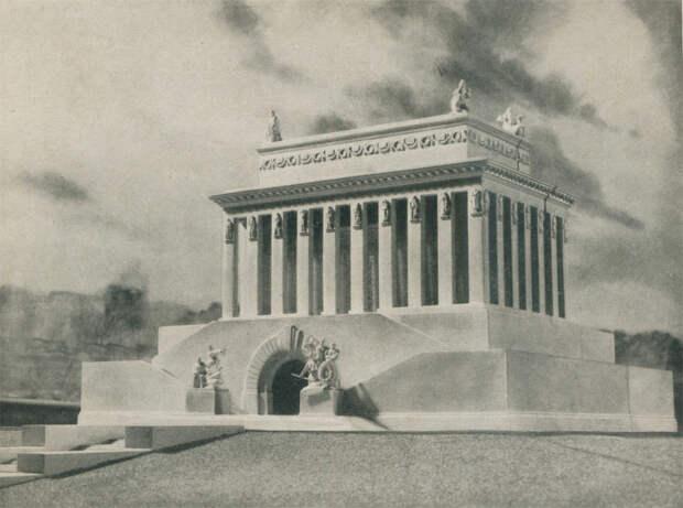 Как на Красной площади хотели построить НЕКРОПОЛЬ для вождей