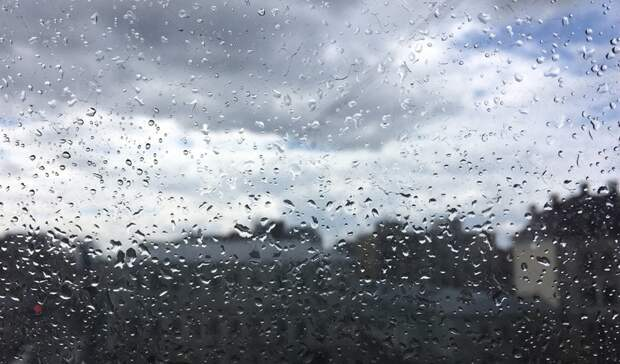 Татарстанцам пообещали дождливую среду ссильным ветром