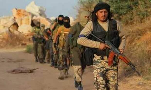 Протурецкие боевики в Сирии зашли на минное поле – более 20 погибли