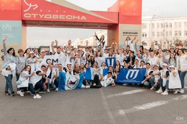 60 студентов Приангарья поучаствуют финале фестиваля «Российская студенческая весна»