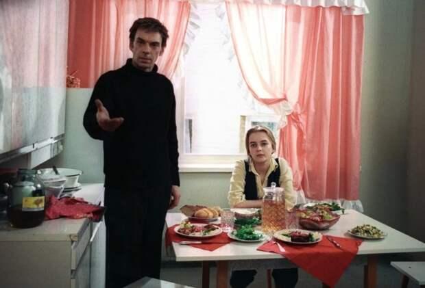 """Наталья Вавилова и Алексей Баталов в фильме """"Москва слезам не верит""""."""