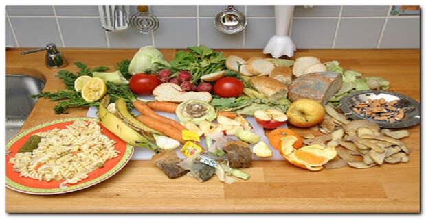 Пищевые отходы, которые нужно есть