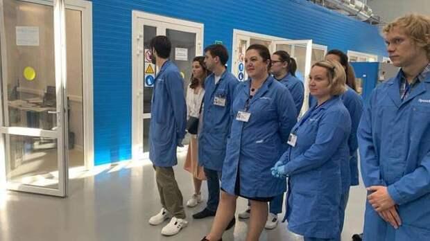 Инновации для молодых специалистов. Лаборатория в Чехове стала стартом для студентов со всей России