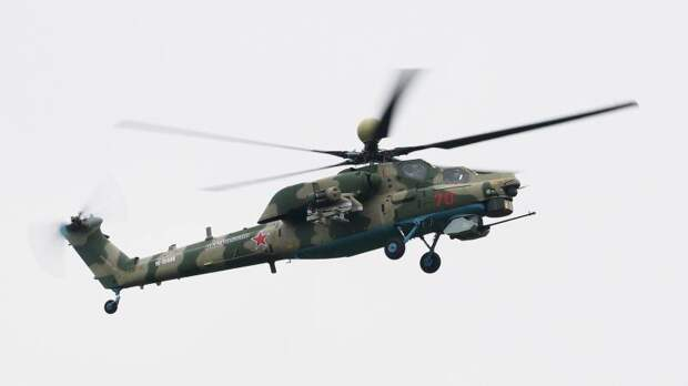 Ми-28НМ на выставке и на экспорт