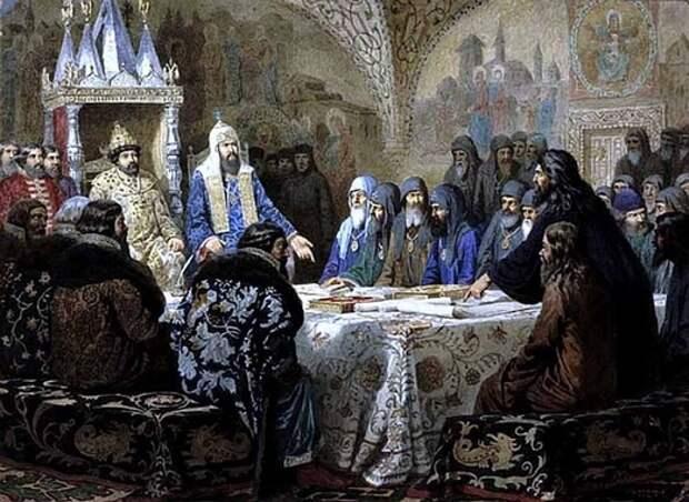 Историческая встреча: Президент и митрополит РСПЦ