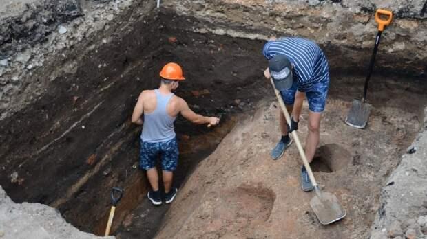 Скелеты сразу двух ихтиозавров обнаружили в геопарке «Ундория»