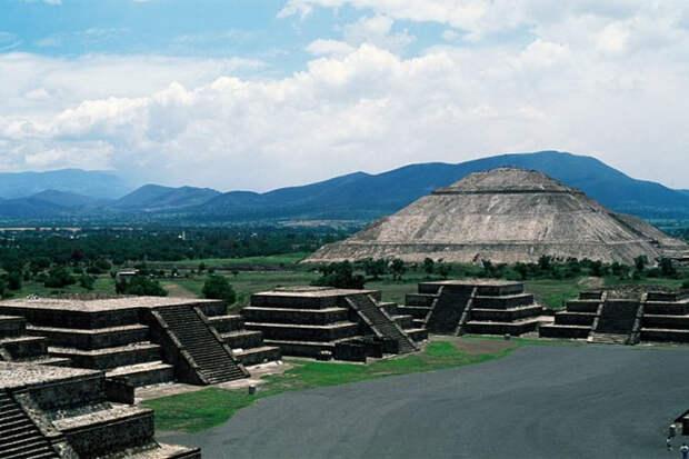 Секретный тоннель под пирамидой скрывал кровавую тайну