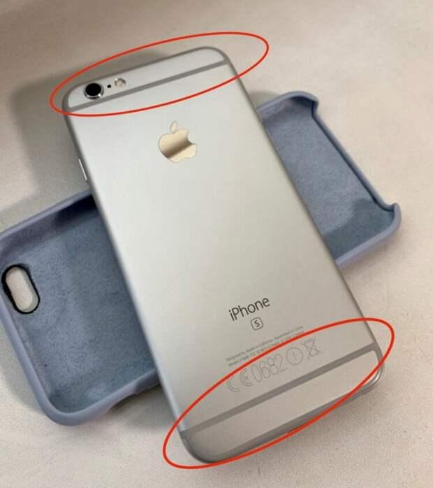 Для чего на некоторых смартфонах делают «полосы из пластика»?