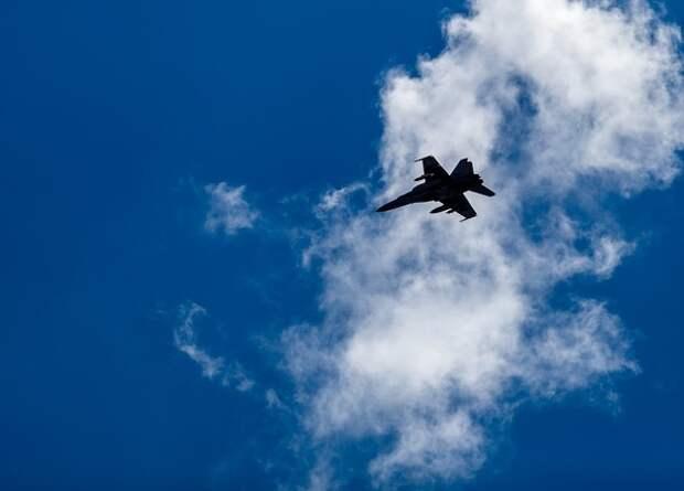 В Сирии нанесён ракетный удар по военному аэродрому