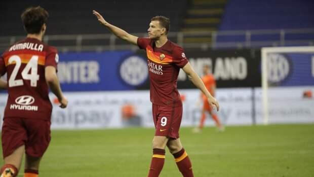 «Рома» – «Лацио» – 2:0. Обзор матча и видео голов