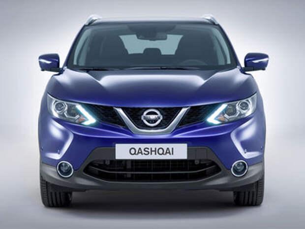 В России отзывают 33 тыс. кроссоверов Nissan Qashqai