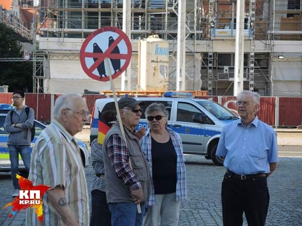 Нет женщинам в бурках! Фото: Дарья АСЛАМОВА