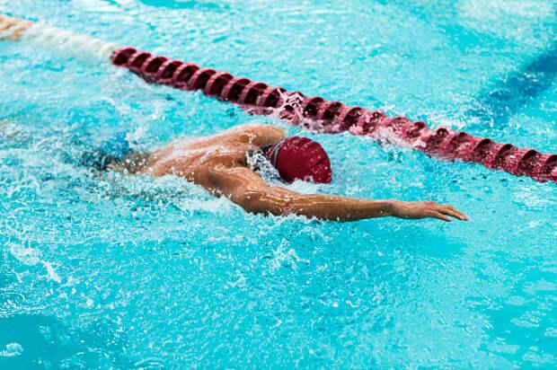 Пловец из Бабушкинского взял «серебро» в окружном турнире