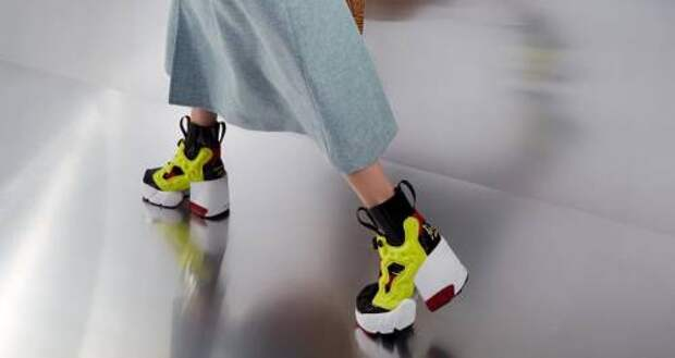 Как выглядят кроссовки-таби из новой коллаборации Maison Margiela x Reebok