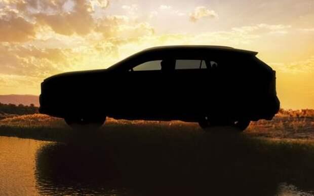 Toyota анонсировала премьеру нового RAV4