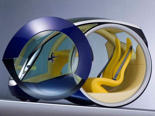 Peugeot Moovie. /Фото: supercars.net