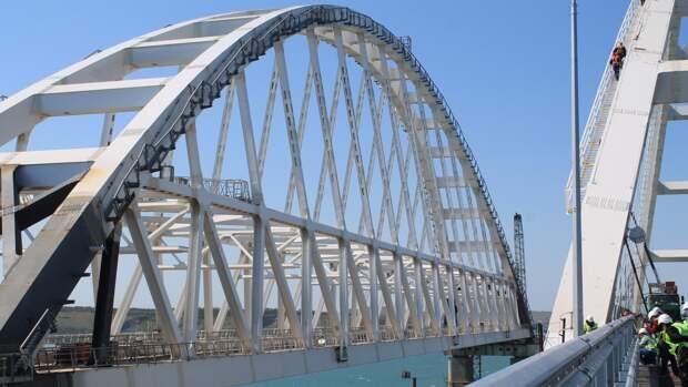 Росавтодор рассказал о планах развития транспортной связи с Крымом