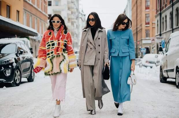 Модные тенденции в женской одежде 2021 года