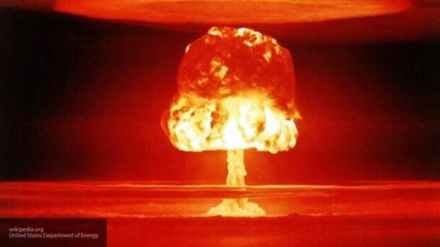 Украинский генерал пригрозил Западу ядерным оружием