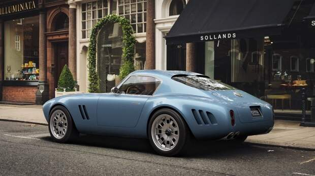 Мастерская GTO Engineering озвучила технические характеристики Squalo 2023