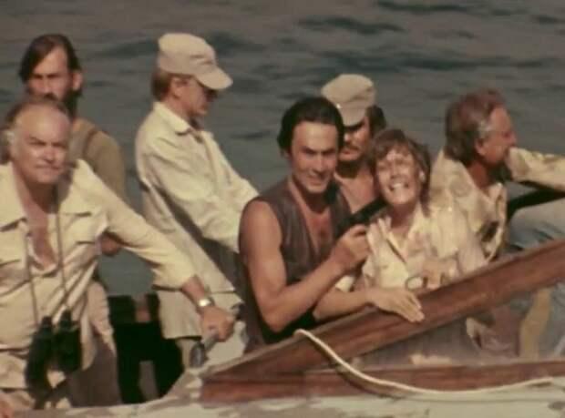 «Пираты ХХ века»: какое советское судно захватили в реальной жизни
